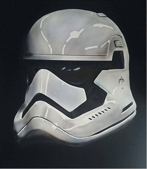 stormtrooper 3 – STAR WARS AT THE AIRBRUSH