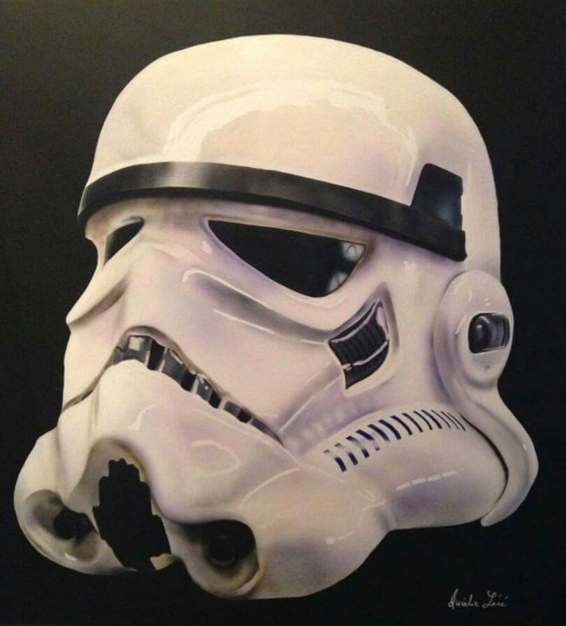 stormtrooper – STAR WARS AT THE AIRBRUSH